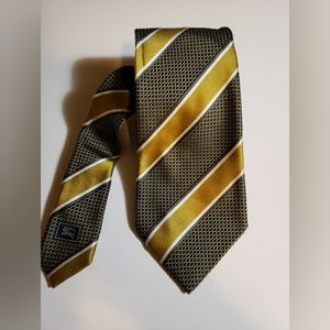 Burberry London 100% Silk Tie